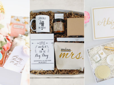 A Box of Love! 26 Really Pretty Curated Gift Sets You Have to See!