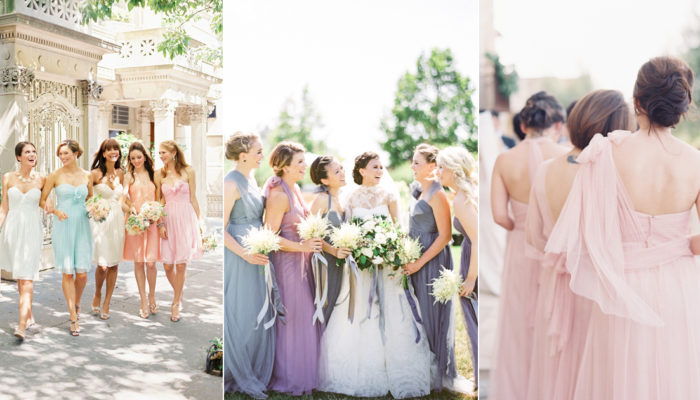 6 Stylish Bridesmaid Dress Trends You Can't Go Wrong With!
