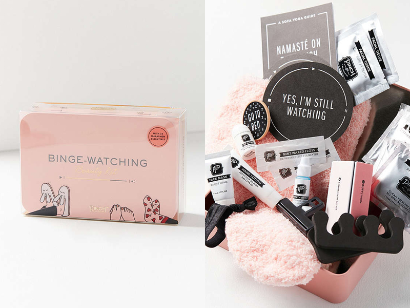 02-Binge-Watching Beauty Kit