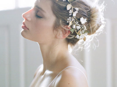 Floral Garden Headpiece