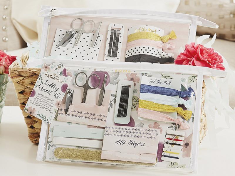 04-Floral Wedding Survival Kit