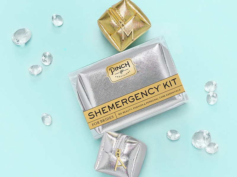 10-Shemergency Kit for Brides