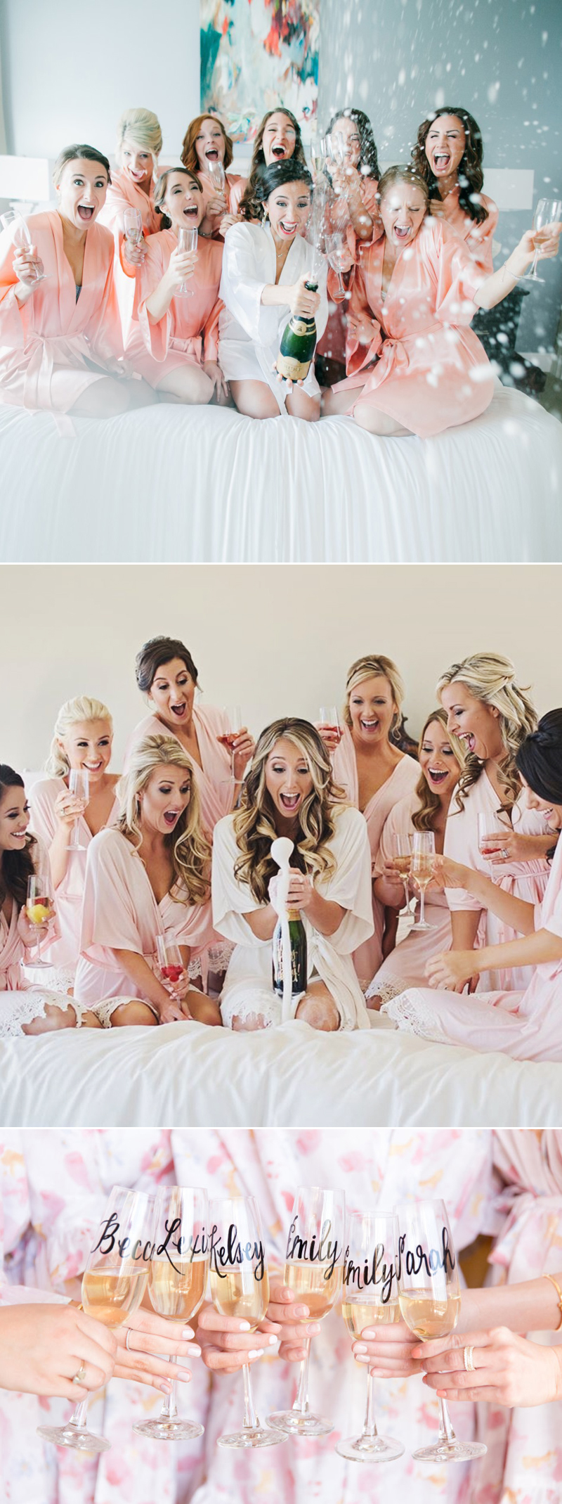 bridesmaid-get-ready02-bubbly-champagne-toast