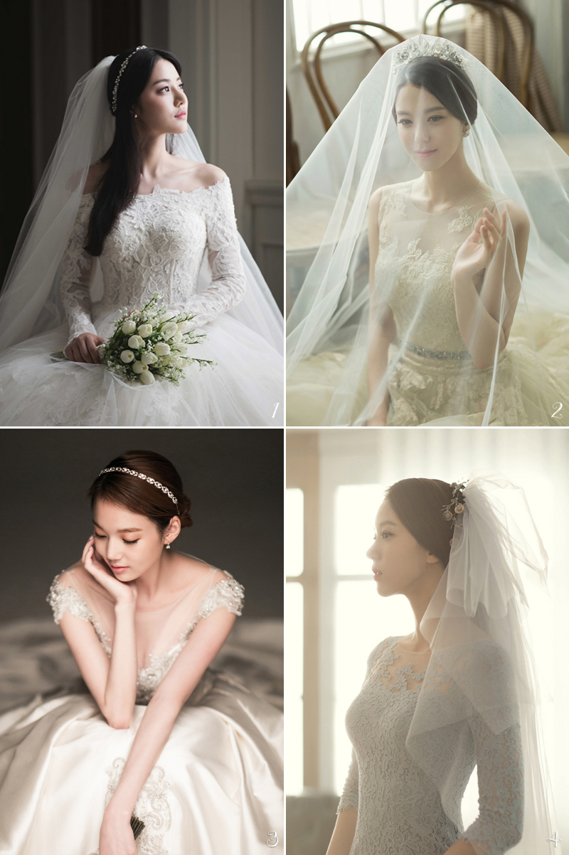 6 korean bridal hair & makeup style trends you must know