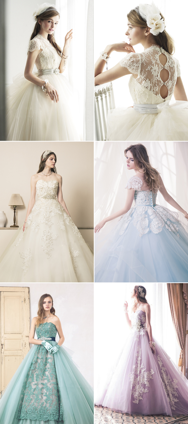 34 Heavenly Lace Wedding Dresses That Illustrate Fairy Tale Romance ...
