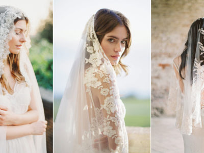 18 Classic Veils Perfect For A Timeless Bridal Look!