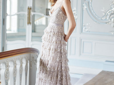 Marie Embellished Gown