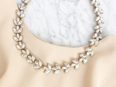 Sophia Crystal Collar