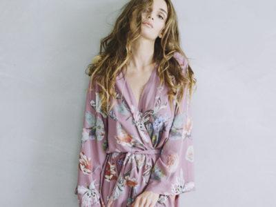 Sundown Kimono Robe