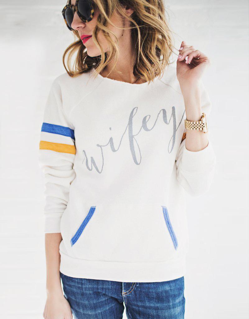 11-Wifey Sweatshirt