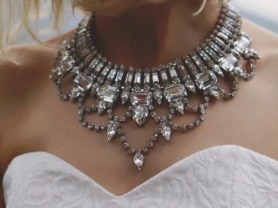 Swarovski Wedding Necklace