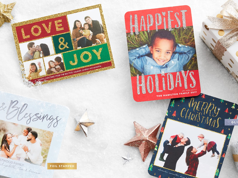 25-Christmas Photo Cards