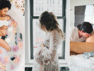 Oh Baby! 34 Beautiful Home Maternity Photos We Love!