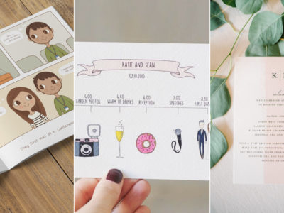 5 Creative Wedding Stationery Ideas To Add A Personal Touch To Your Big Day!
