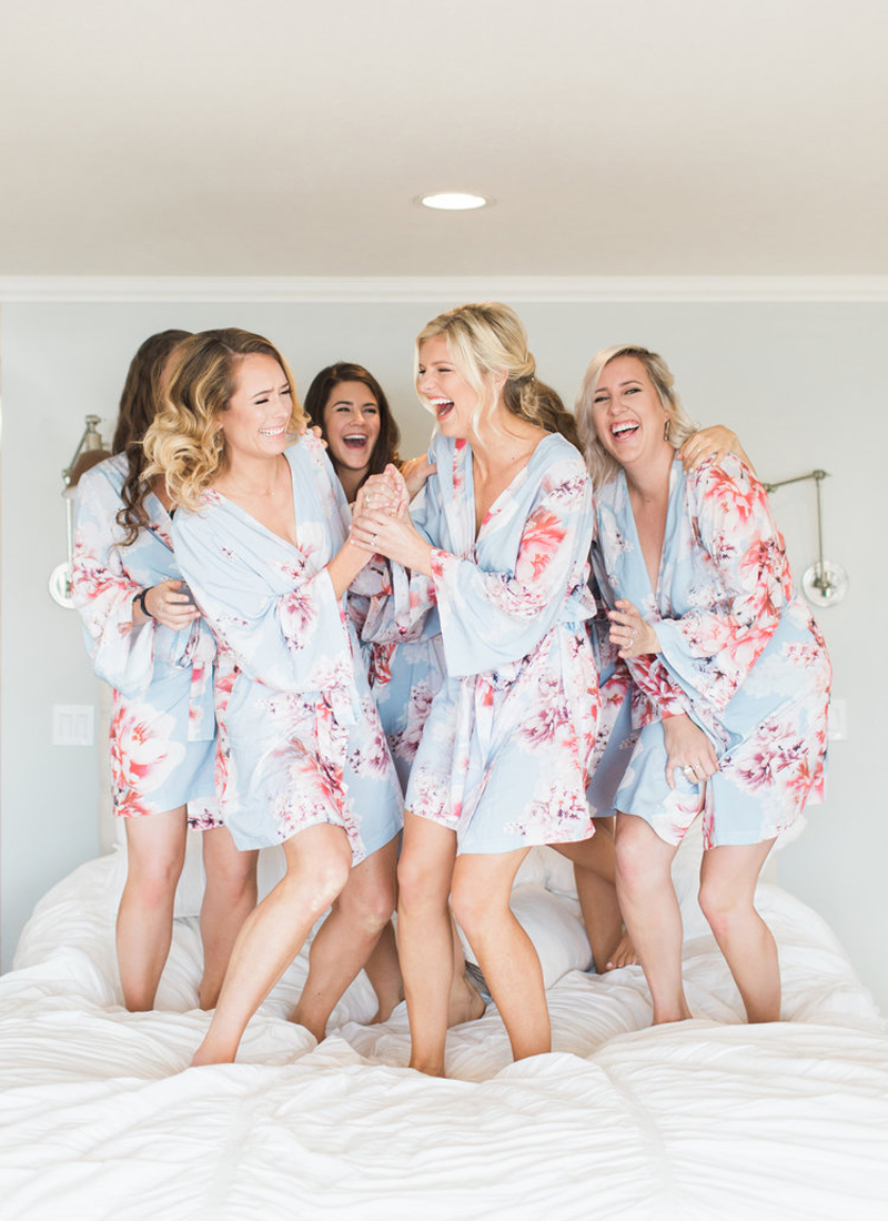01-Floral Kimono Robes (photo by Sister Lee Photo)