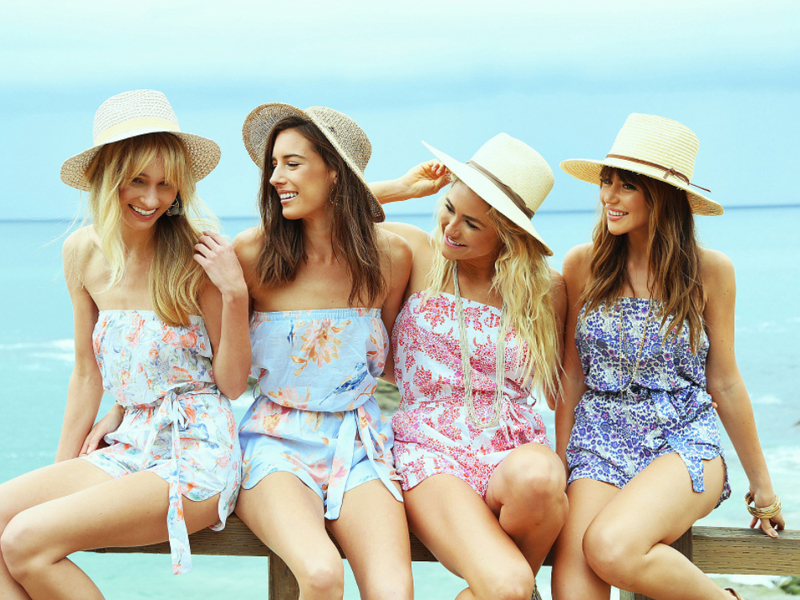 01-Floral Rompers (photo by Sam Klegerman Photography)