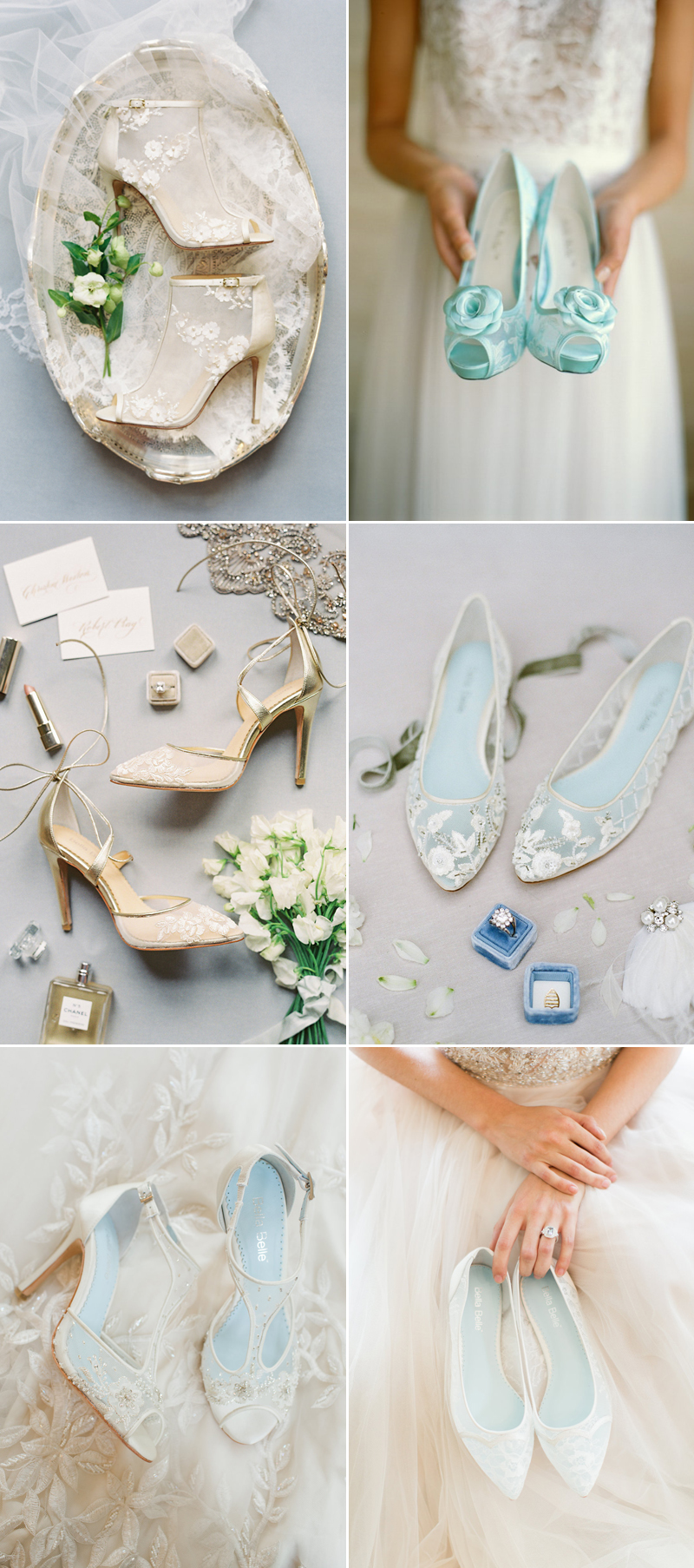 03-Favorite Wedding Shoes(Bella Belle)