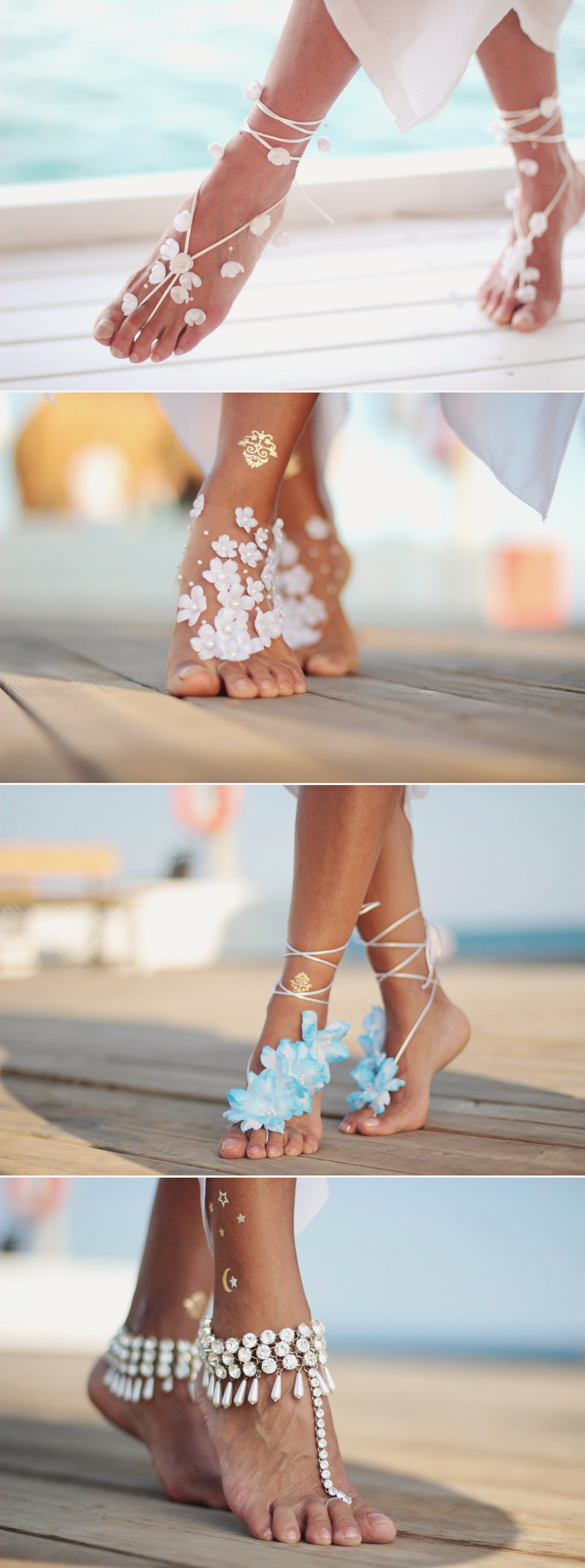 04-Favorite Beach Wedding Shoes (FULYAK)