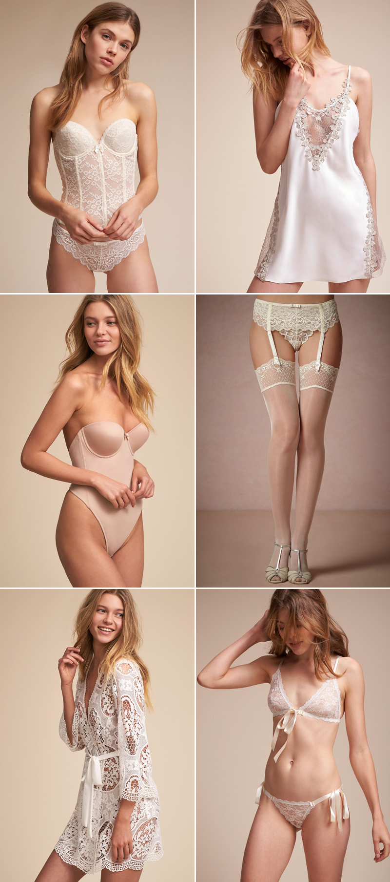 12-Bridal Lingerie (BHLDN)