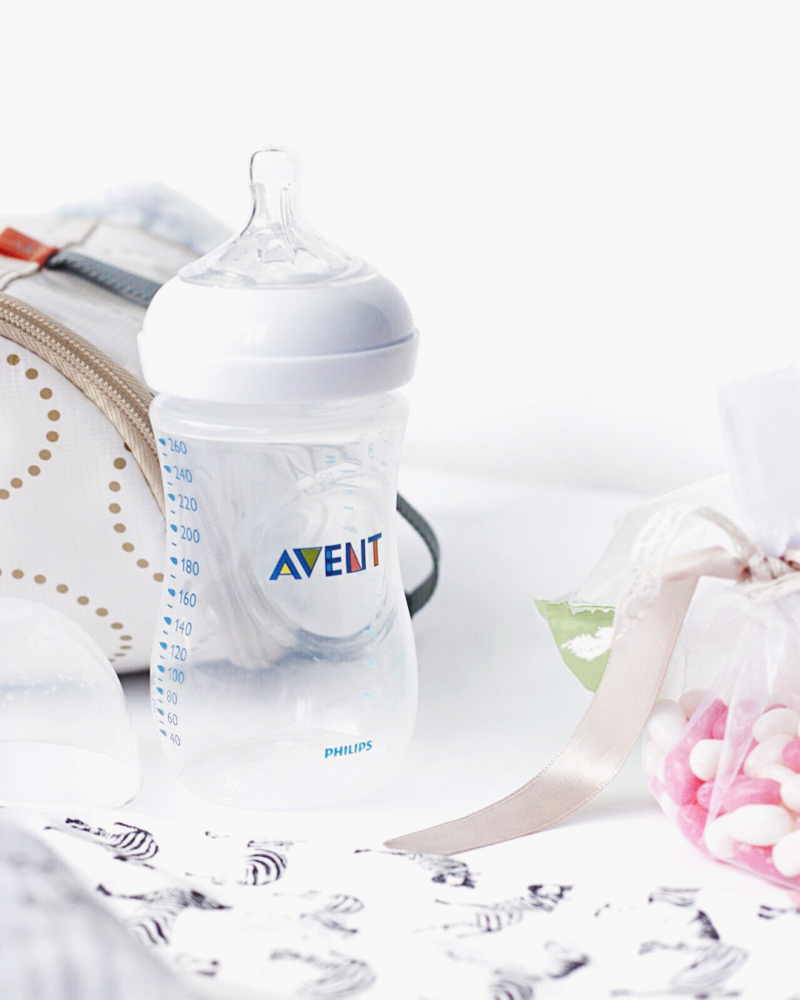 14-Philips Avent Baby Bottle