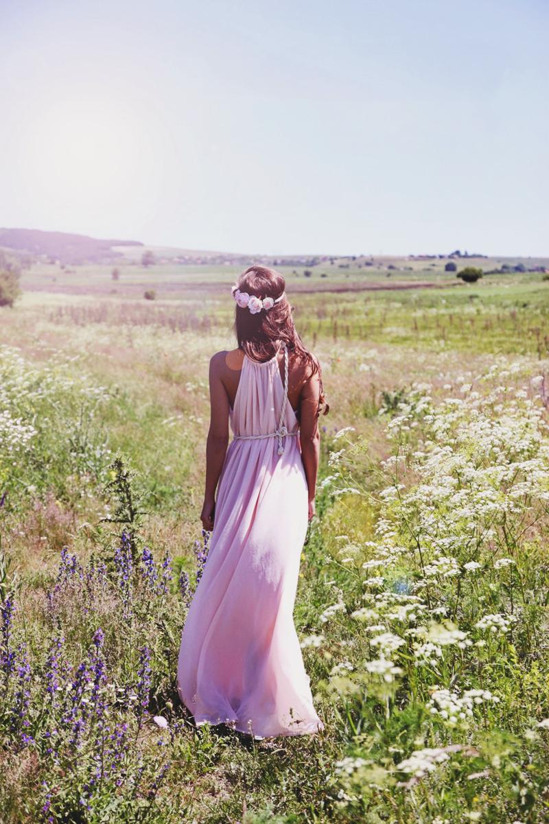 18-Vintage Boho Dress