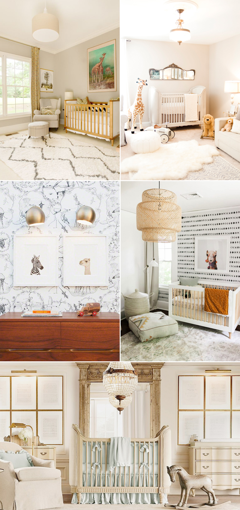 23 Gender Neutral Nursery Decorating Ideas Both Pas And