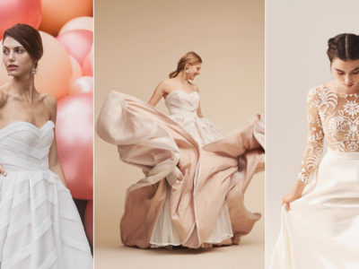 BHLDN 2018 Spring Wedding Dresses and Accessories For Modern Romantic Brides!