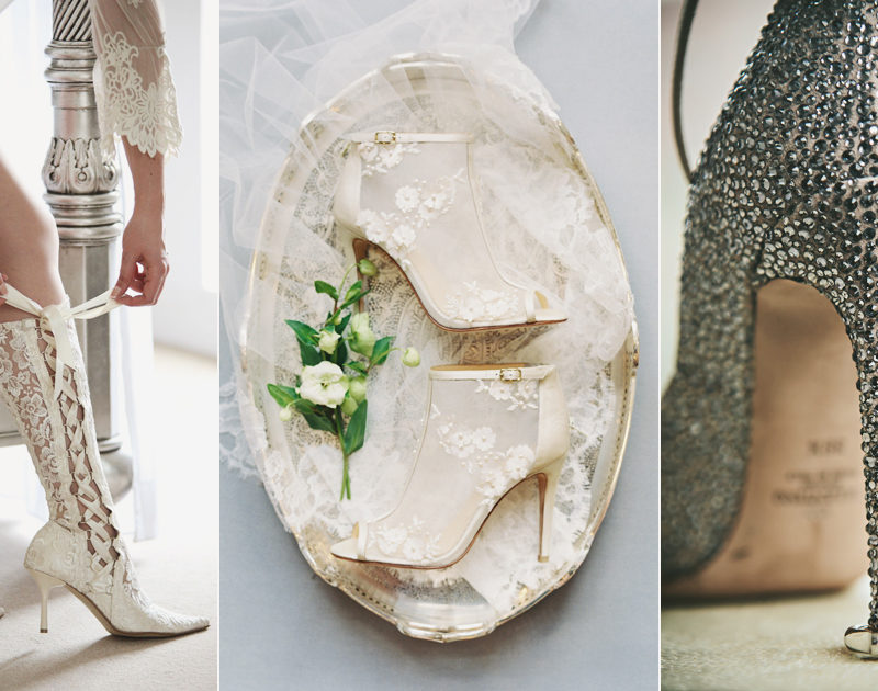 5 Hottest Wedding Shoe Trends for Winter Brides!