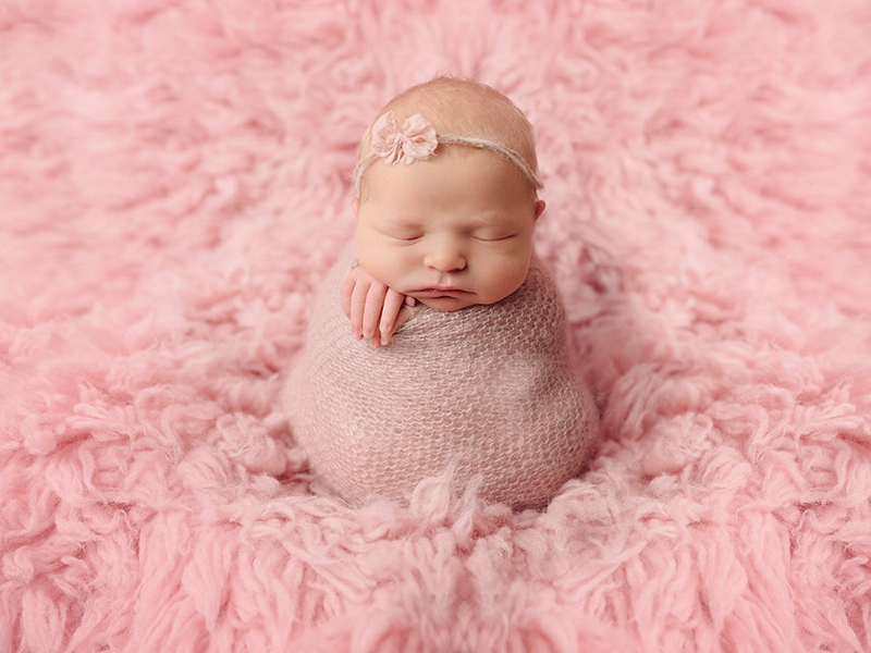 02-Newborn Baby Wrap