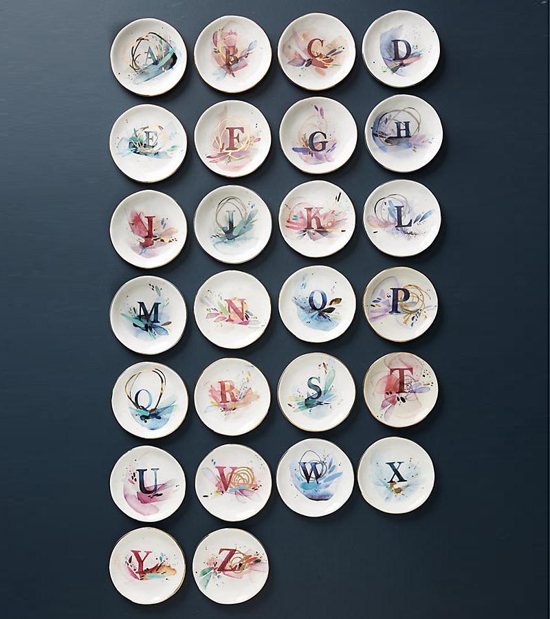 03-Monogram Trinket Dish