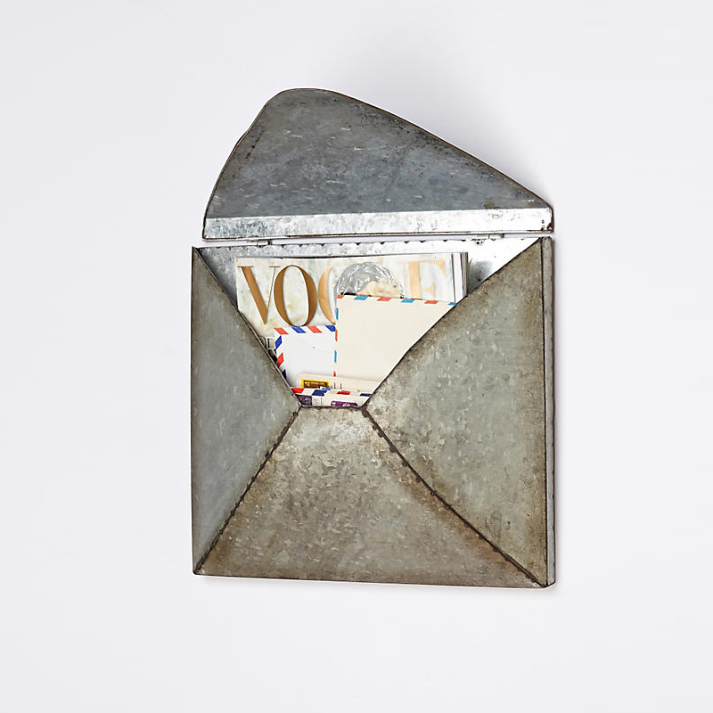 03-Welded Letter Holder