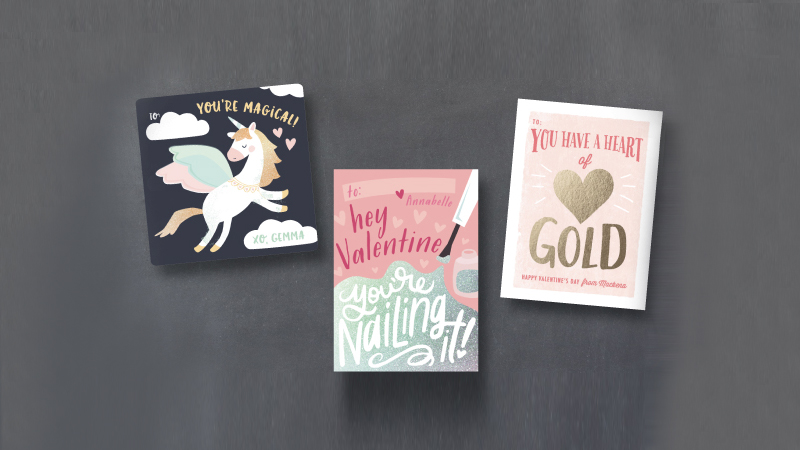 04-Minted Valentine's Day Card Collection