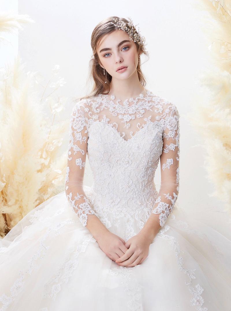 12-Lily Garden Bridal (weibo.com-linlibeijing)022818(dress)