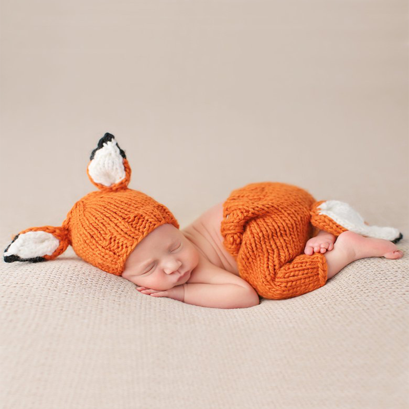 14-Rusty Fox Newborn Set