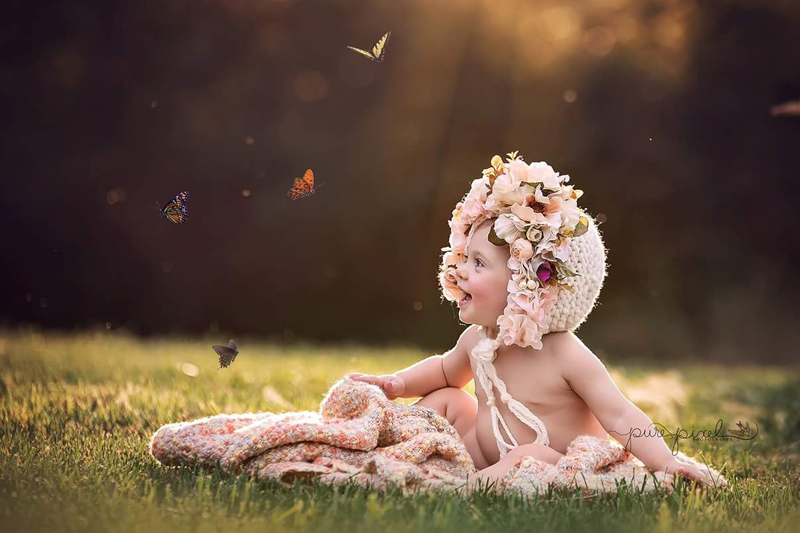 21 Adorable Newborn Baby Photography Props Praise Wedding