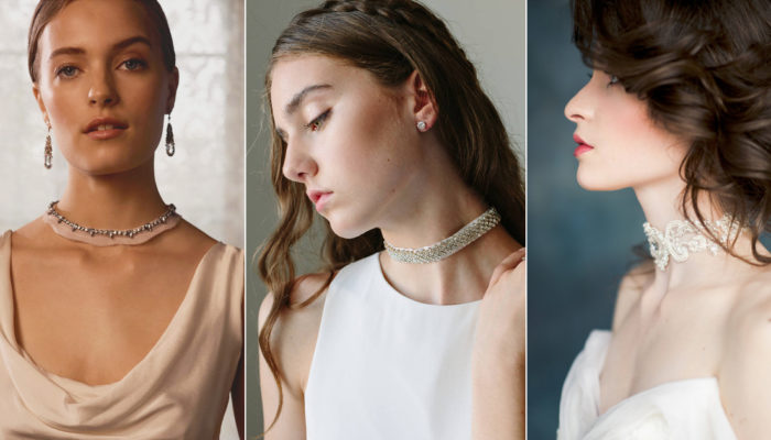 27 Choker Necklaces To Wear To Your Wedding Day!