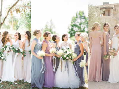 Trend Report: 5 Best Bridesmaid Dress Colors For Spring 2018!