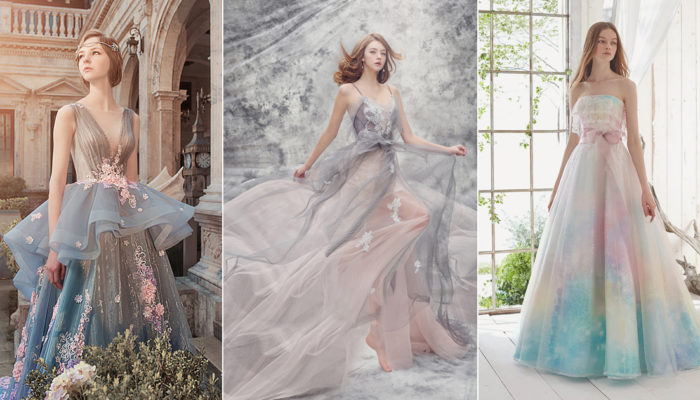 19 Magical Wedding Gowns For the Winter Fairy Tale Bride!