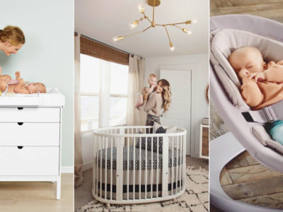 The Nursery Checklist! The Best of Must-Haves For Baby's Room!