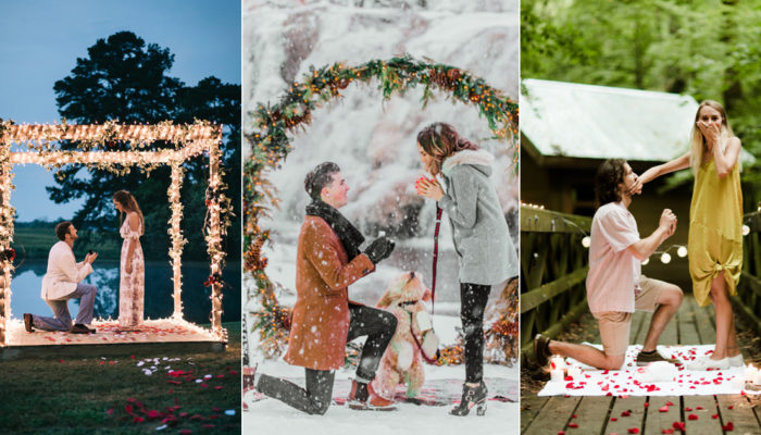 Capture the Surprise! 25 Romantic Proposal Photos That Show Authentic Love!