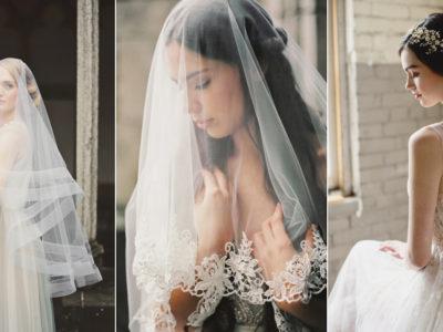 20 Spectacular Statement Wedding Veils For Classic Brides!