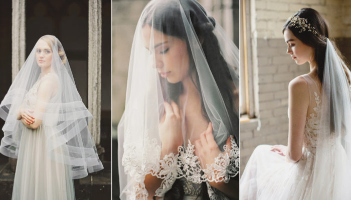 20 Spectacular Statement Wedding Veils For Classic Brides!