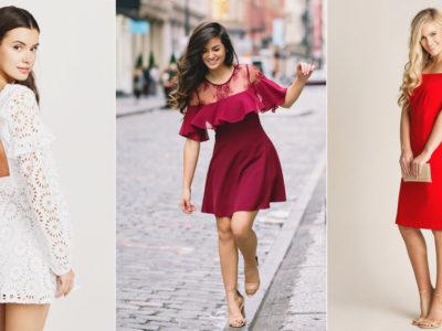 What To Wear On Valentine's Day? 17 Chic Valentine's Day Dresses!