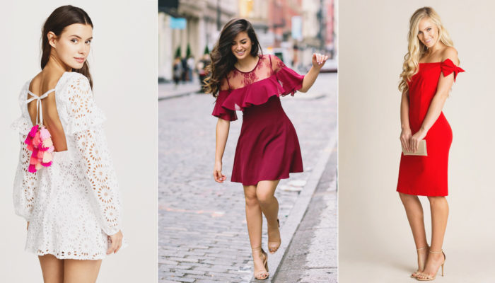 What To Wear On Valentine's Day? 17 Chic Valentine's Day Dresses!