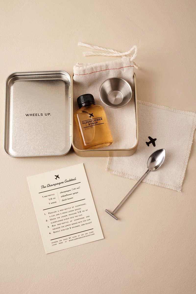 16-Champagne Cocktail Kit
