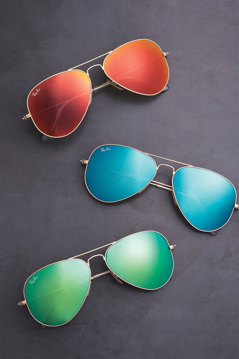 19-Ray Ban Original Aviator Sunglasses