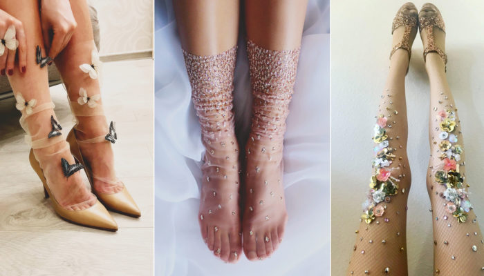 Can You Wear Socks With Your Heels? 20 Wedding-Worthy Bridal Socks For Style and Comfort!