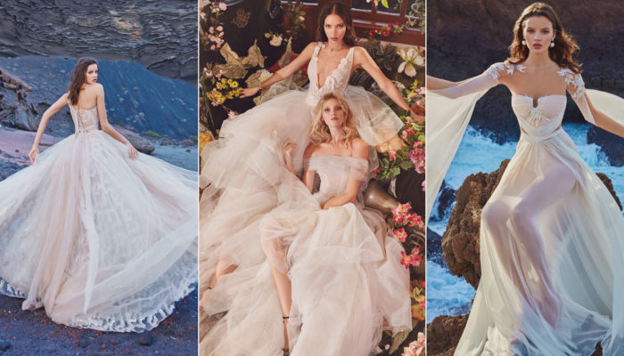Envisioning the Invisible – Galia Lahav Stunning 2018 Collections!