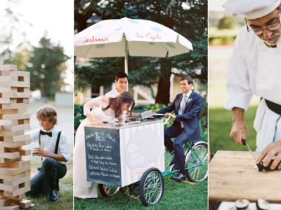 Hot Wedding Trend: 35 Interactive Self-Serve Wedding Stations To Wow Your Guests!