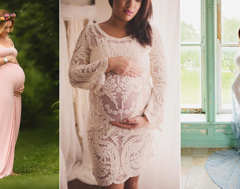 What to Wear for Maternity Photos? 7 Best Places to Get Stylish Maternity Clothing!